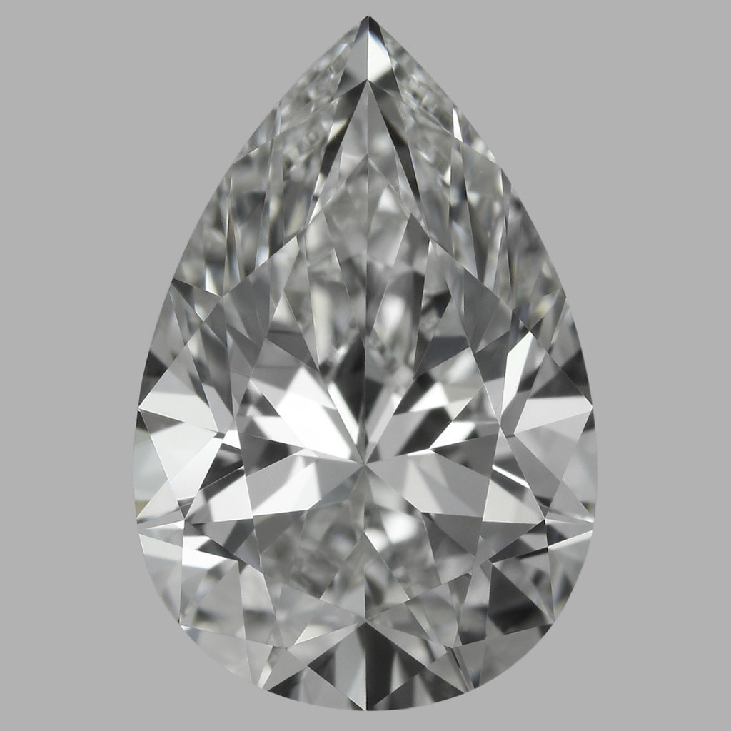 1.62 Carat Pear Diamond (G/IF)