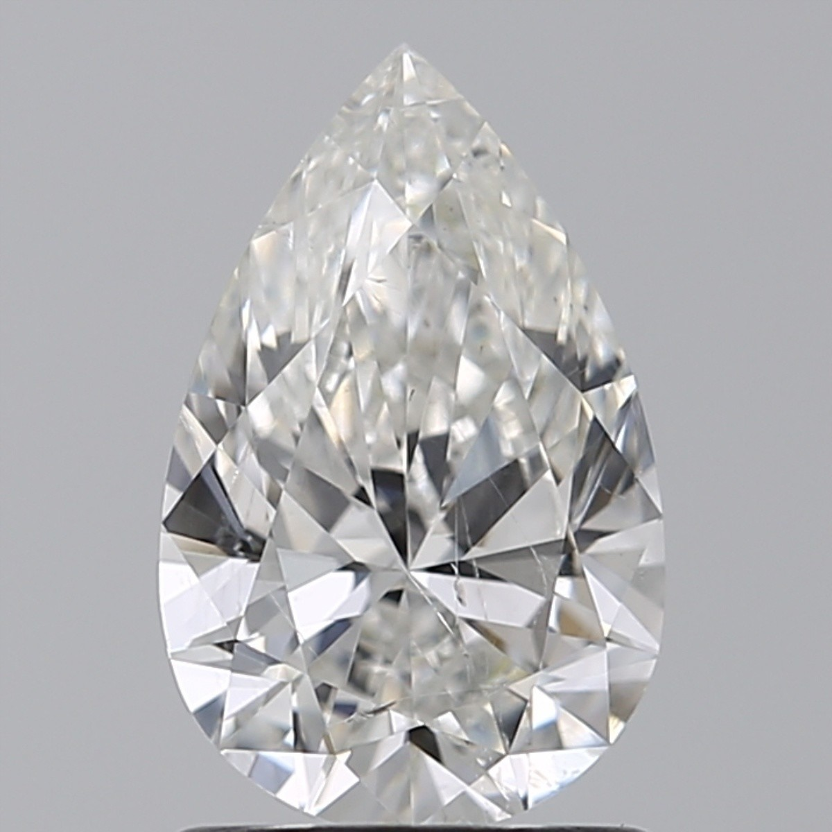 1.13 Carat Pear Diamond (G/SI2)