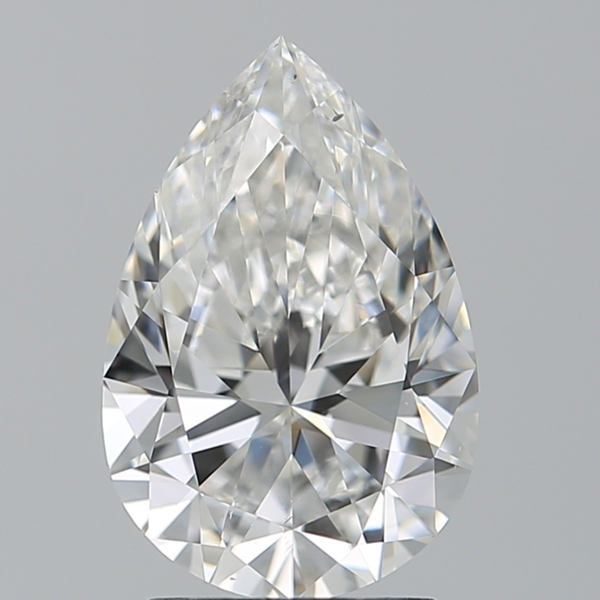 2.01 Carat Pear Diamond (G/VS2)