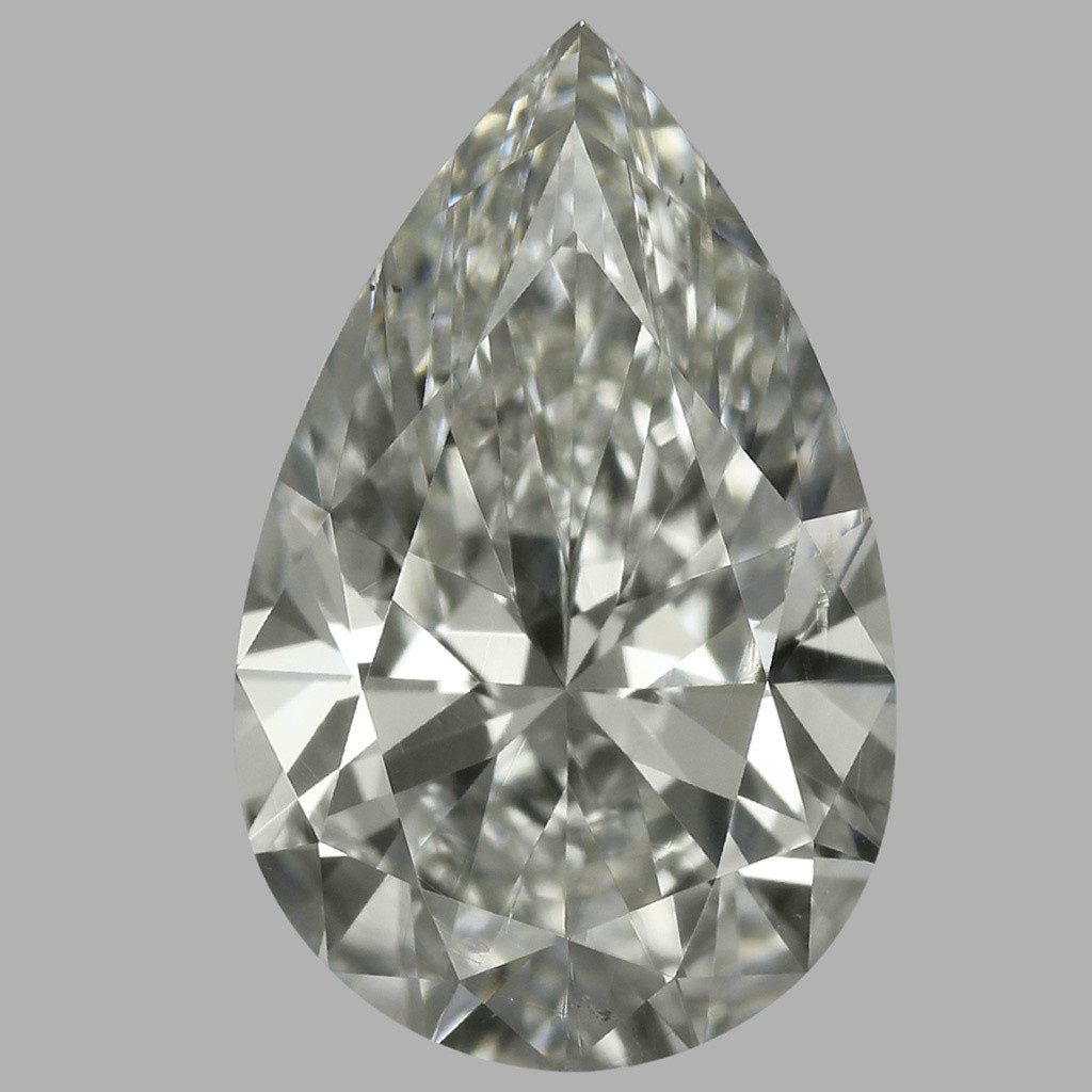 0.75 Carat Pear Diamond (I/SI1)