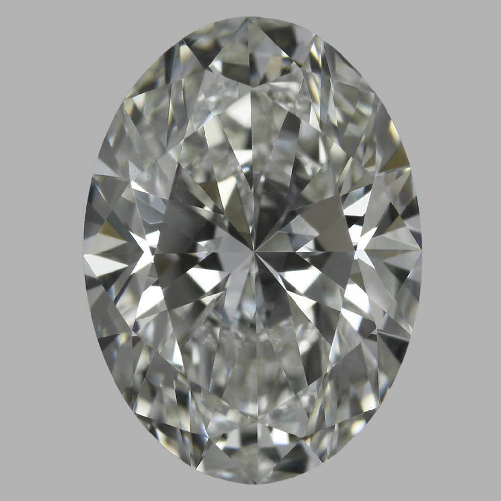 2.03 Carat Oval Diamond (H/VVS2)