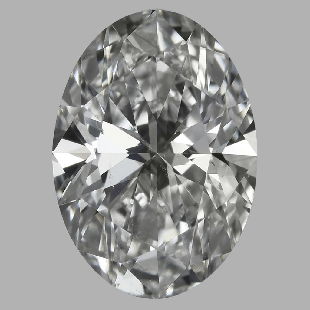 0.80 Carat Oval Diamond (G/SI1)