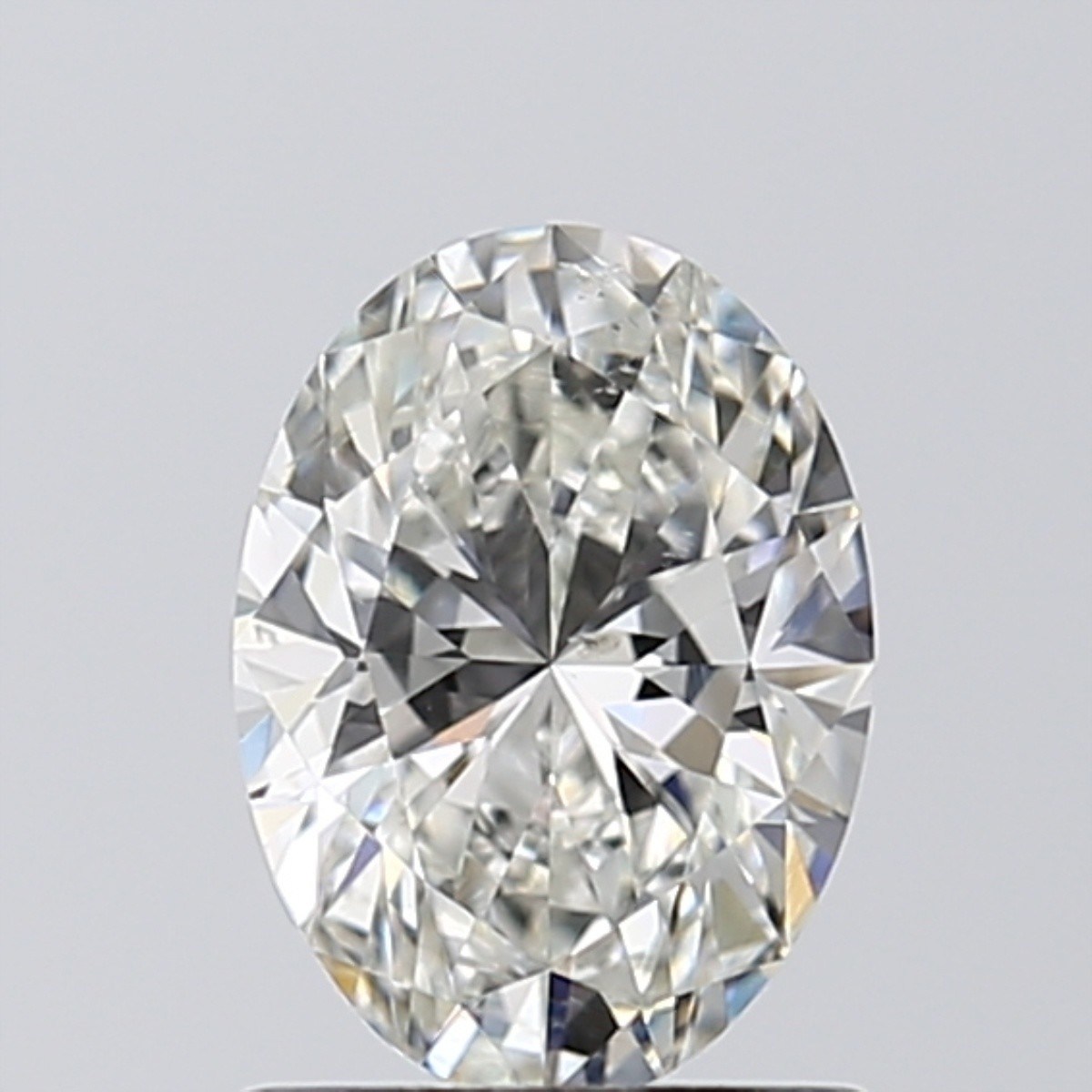 1.01 Carat Oval Diamond (G/SI1)