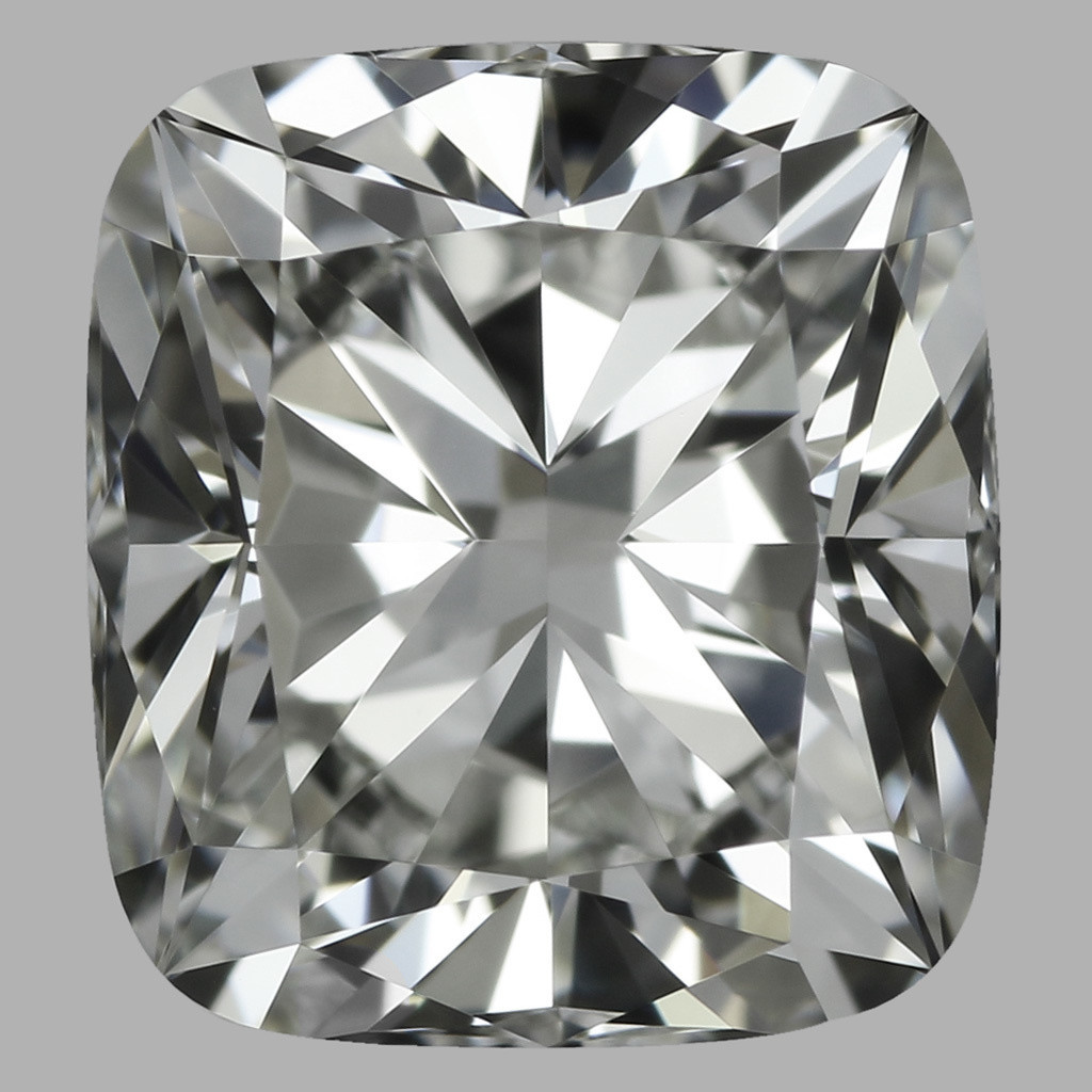 1.23 Carat Cushion Diamond (I/VVS1)