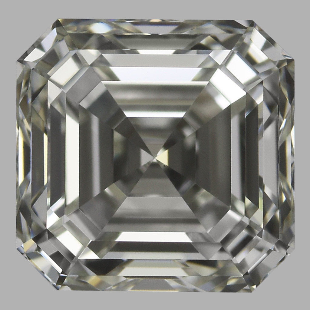 1.01 Carat Asscher Diamond (I/VS1)