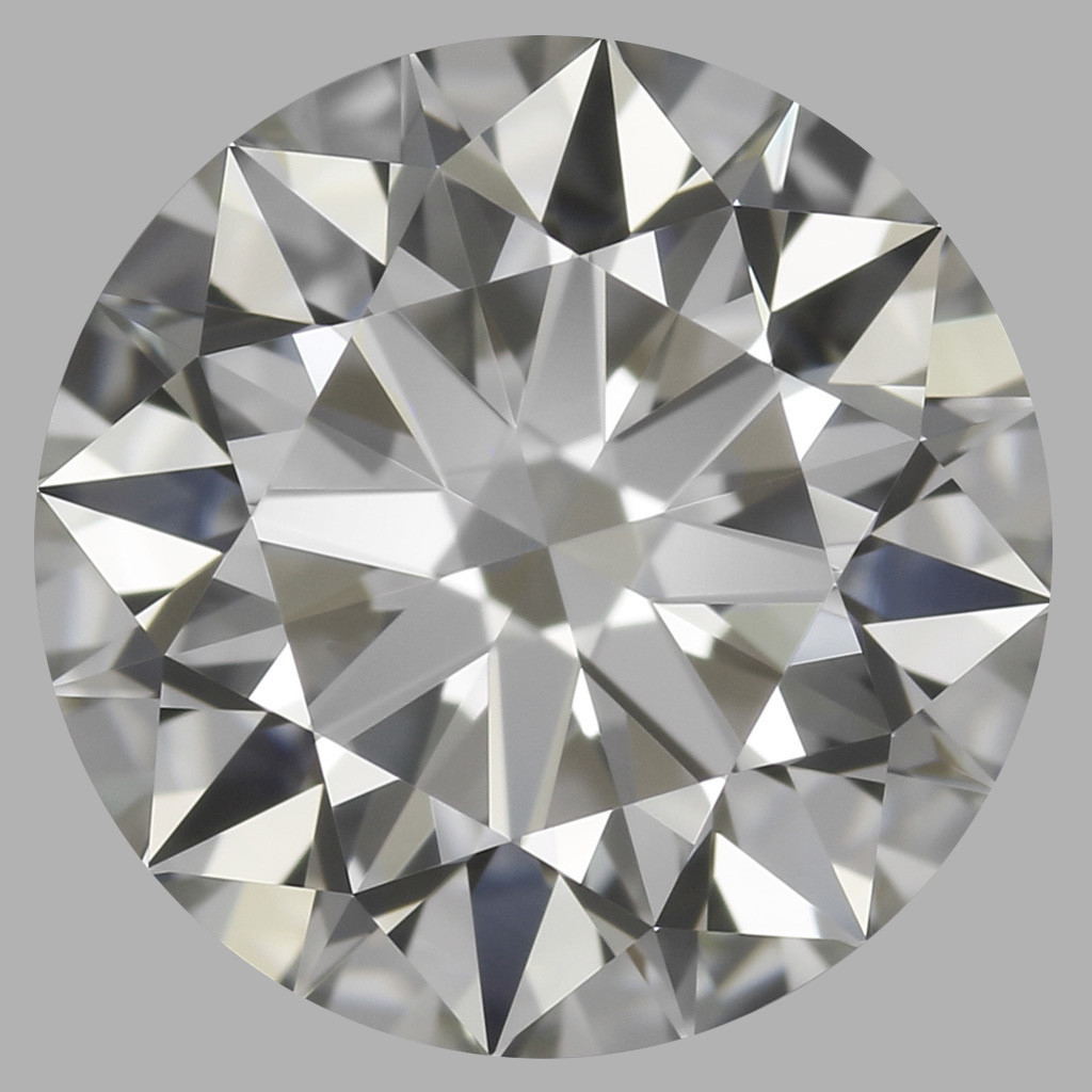 1.05 Carat Round Brilliant Diamond (H/IF)