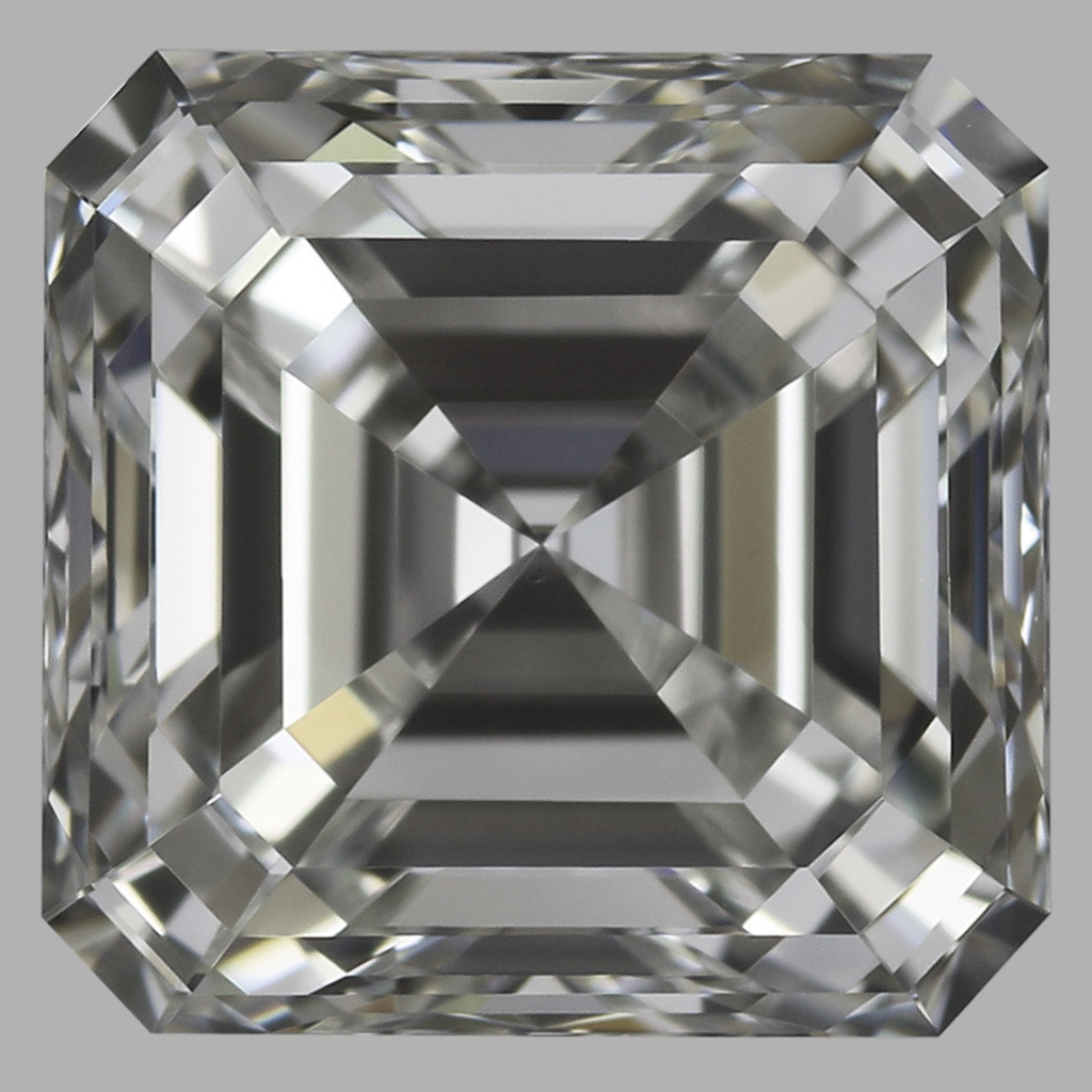 1.01 Carat Asscher Diamond (G/VS1)