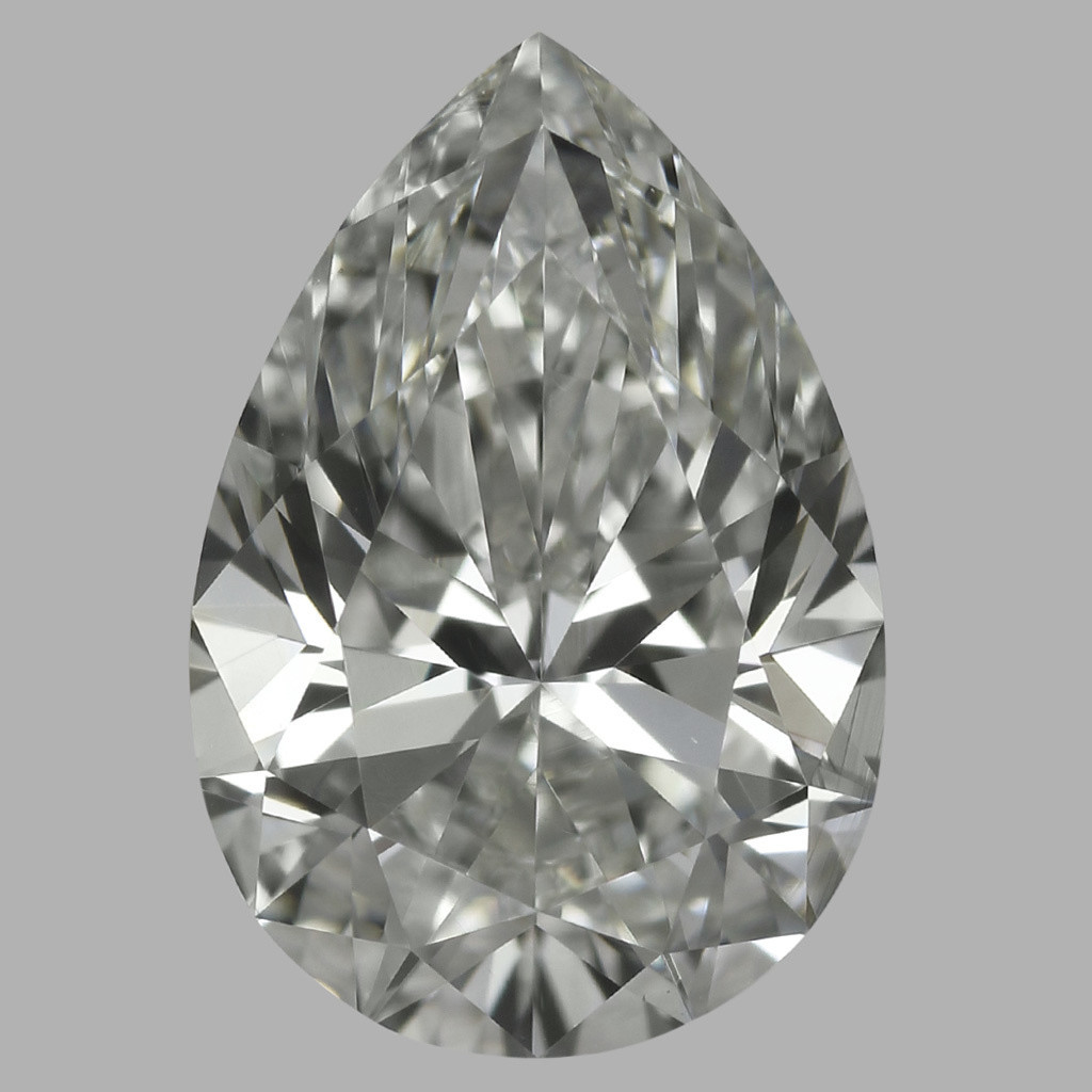 0.93 Carat Pear Diamond (H/VVS2)
