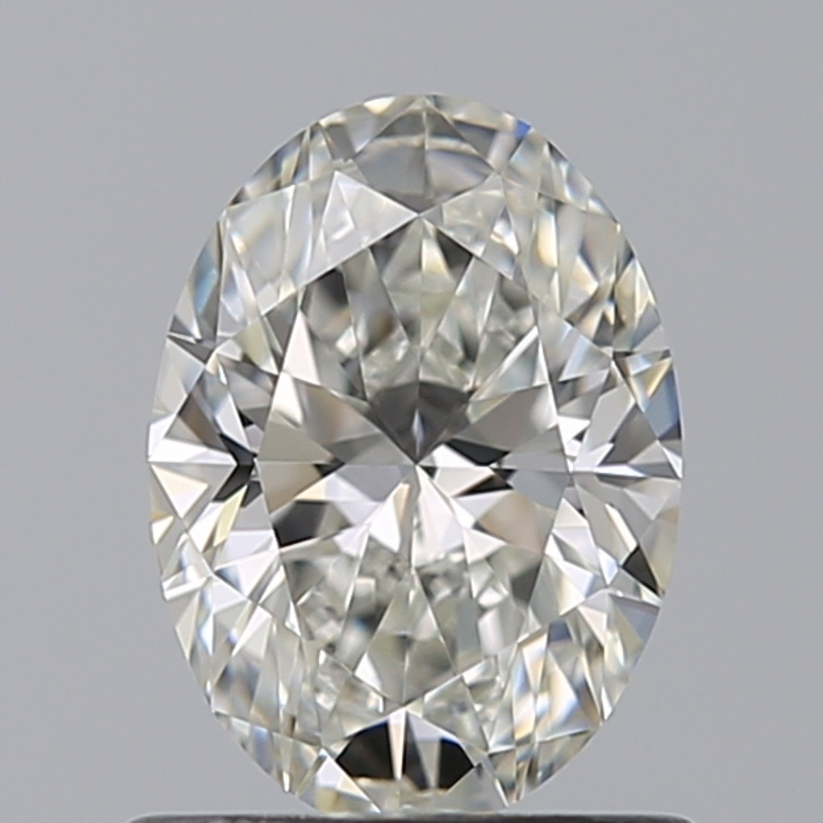 0.80 Carat Oval Diamond (H/VVS1)