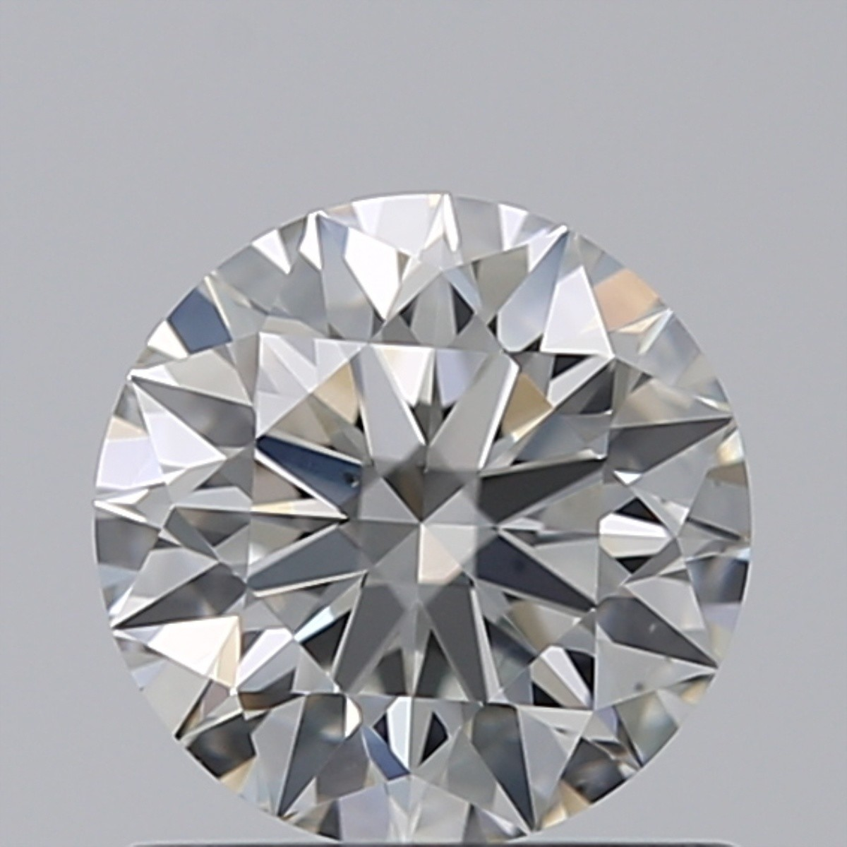 0.75 Carat Round Brilliant Diamond (H/VS2)