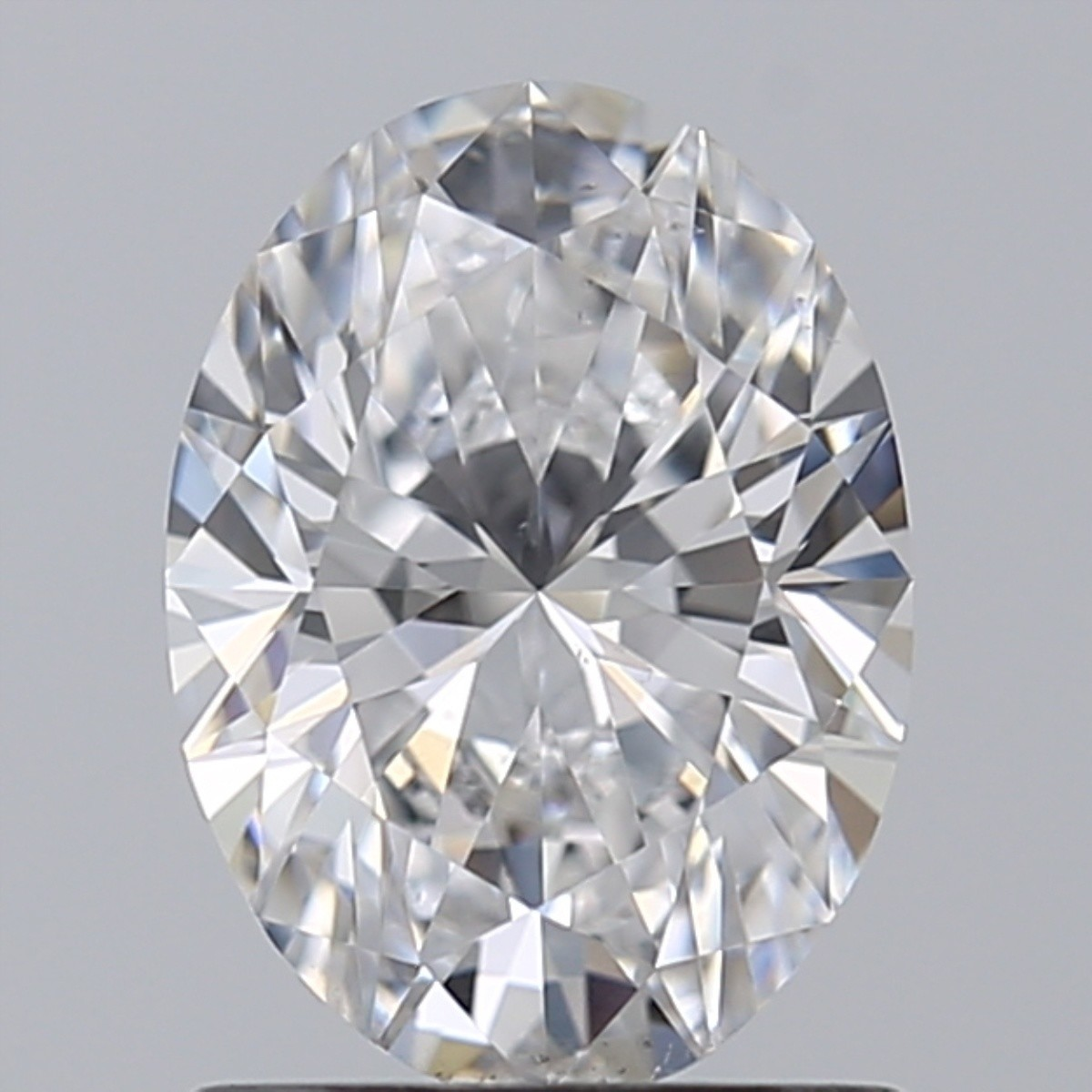 1.05 Carat Oval Diamond (D/VS2)