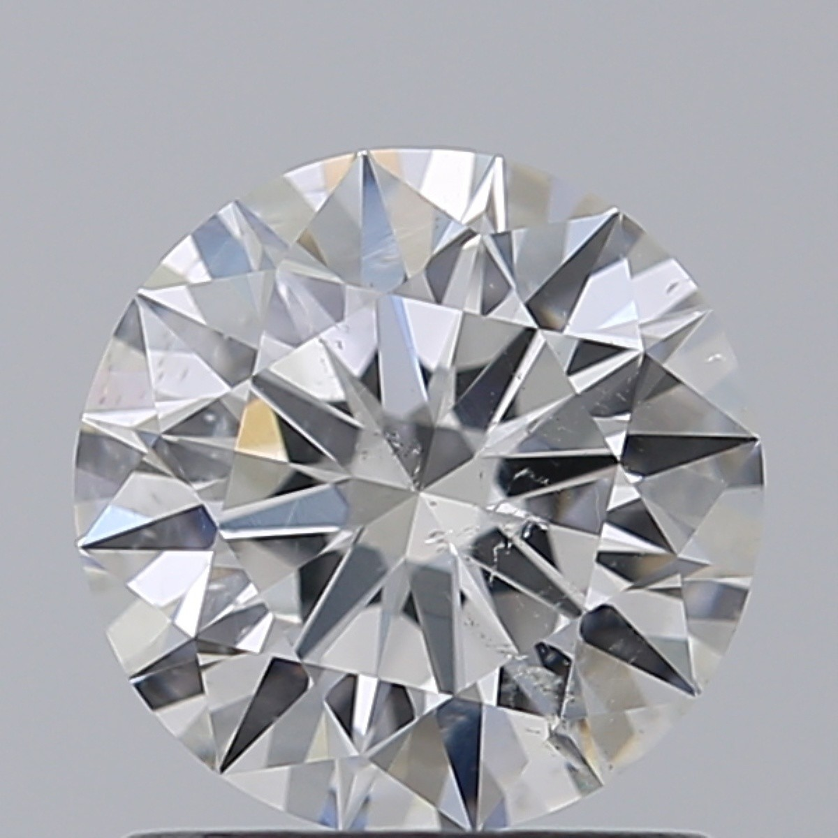 1.08 Carat Round Brilliant Diamond (F/SI2)