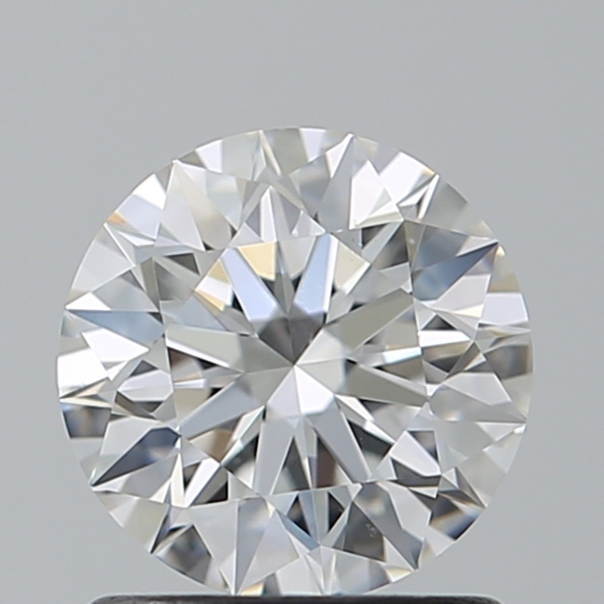 1.03 Carat Round Brilliant Diamond (D/VS2)