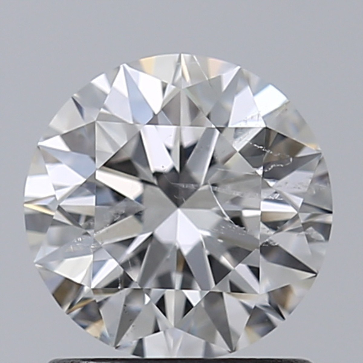 1.01 Carat Round Brilliant Diamond (F/SI2)