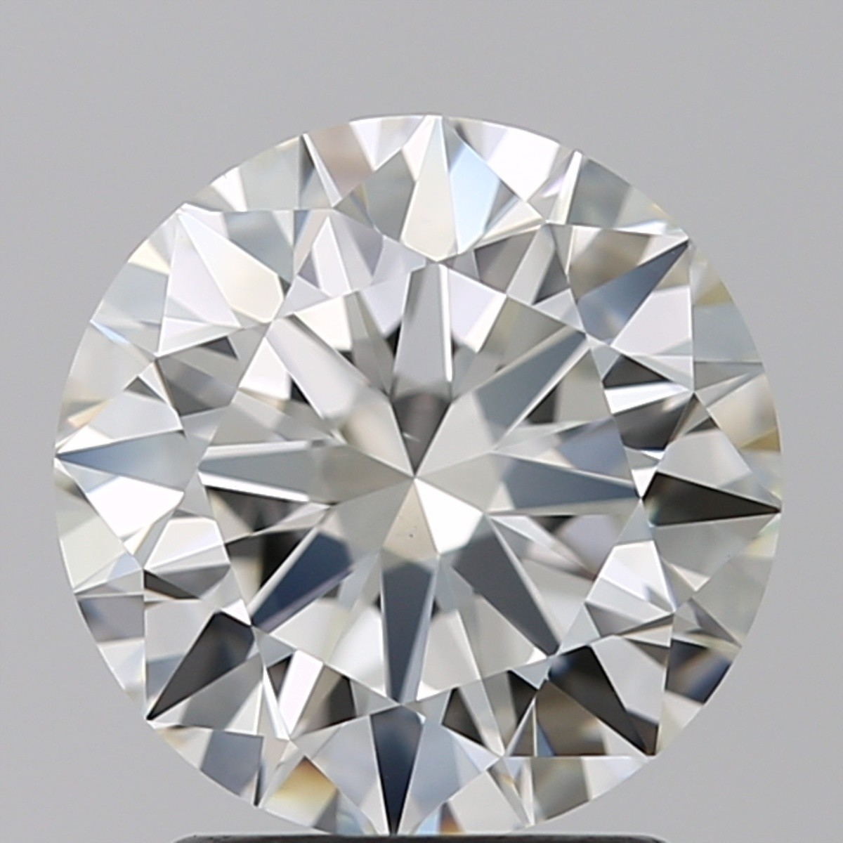 2.00 Carat Round Brilliant Diamond (I/VS2)