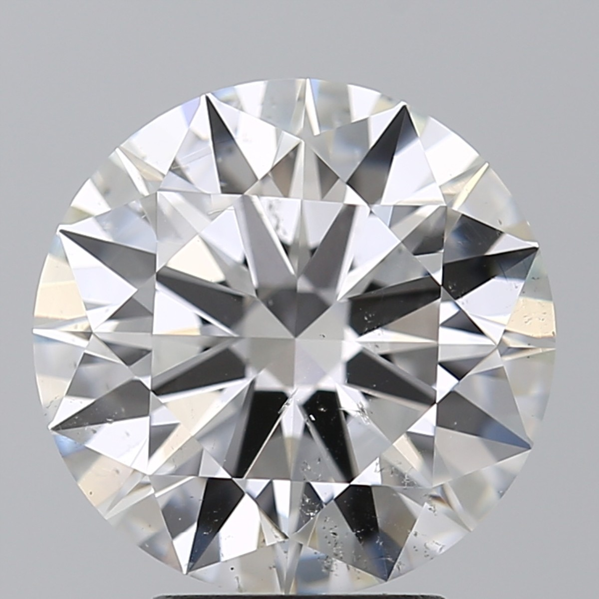 3.40 Carat Round Brilliant Diamond (E/SI1)