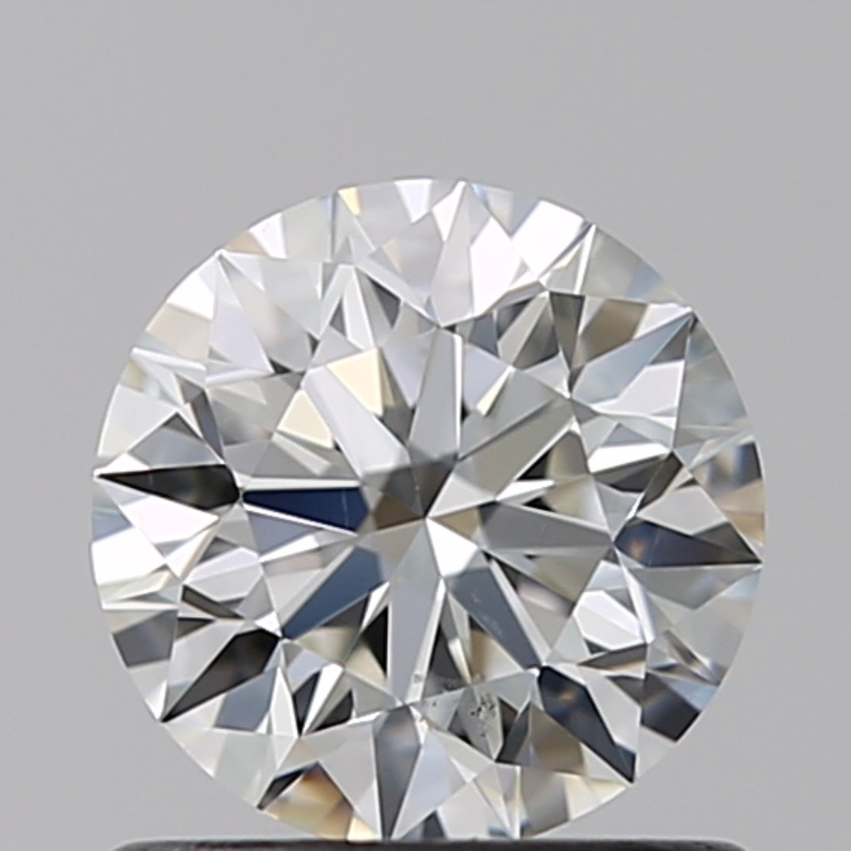 0.75 Carat Round Brilliant Diamond (G/SI1)