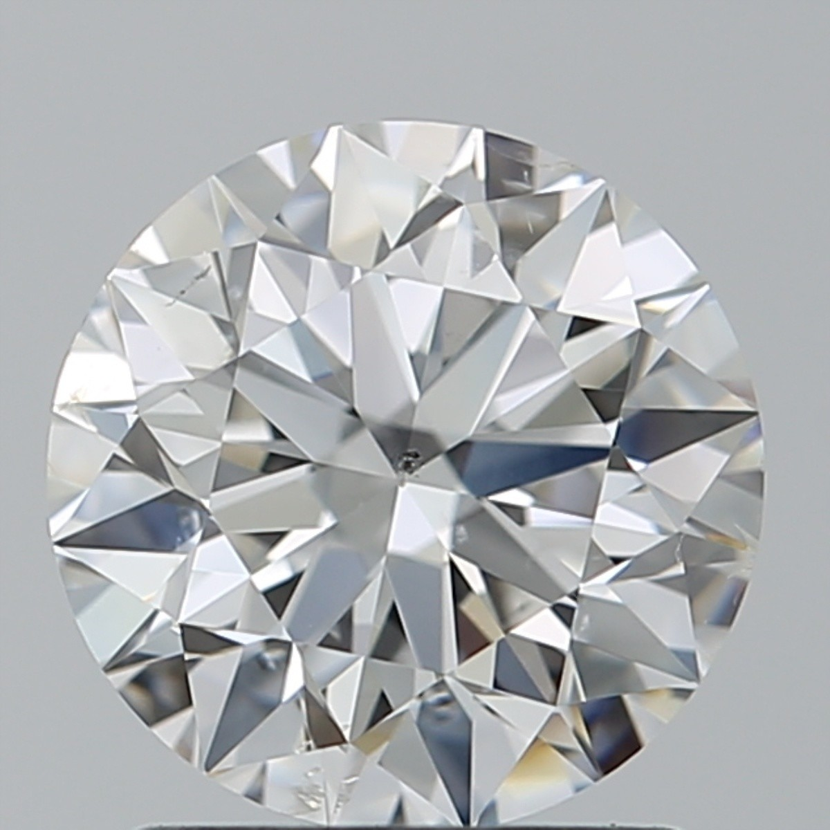 1.40 Carat Round Brilliant Diamond (F/SI2)