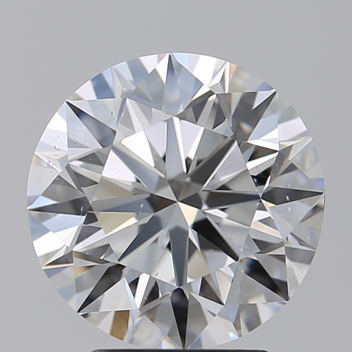 3.00 Carat Round Brilliant Diamond (D/VS2)