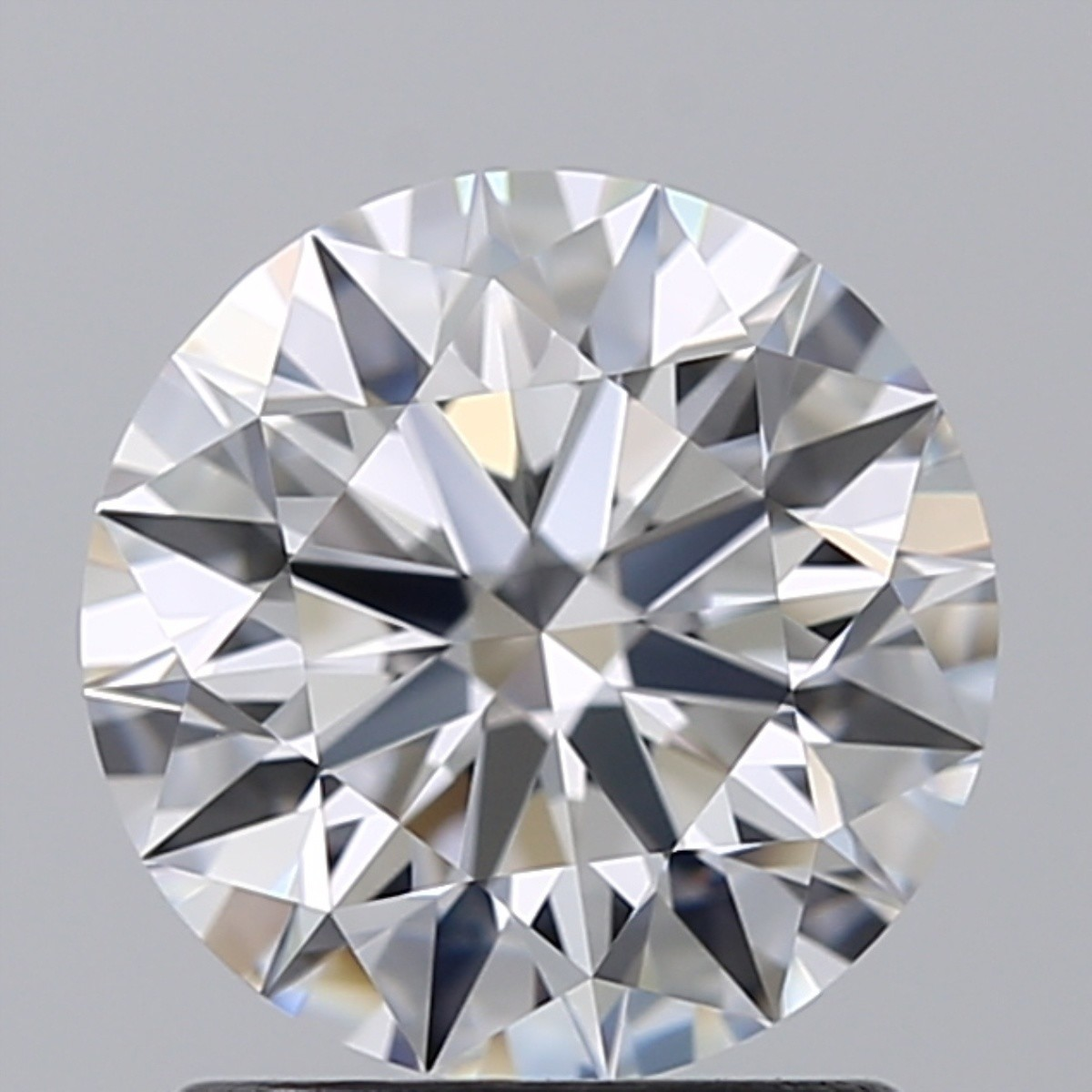 1.32 Carat Round Brilliant Diamond (D/IF)