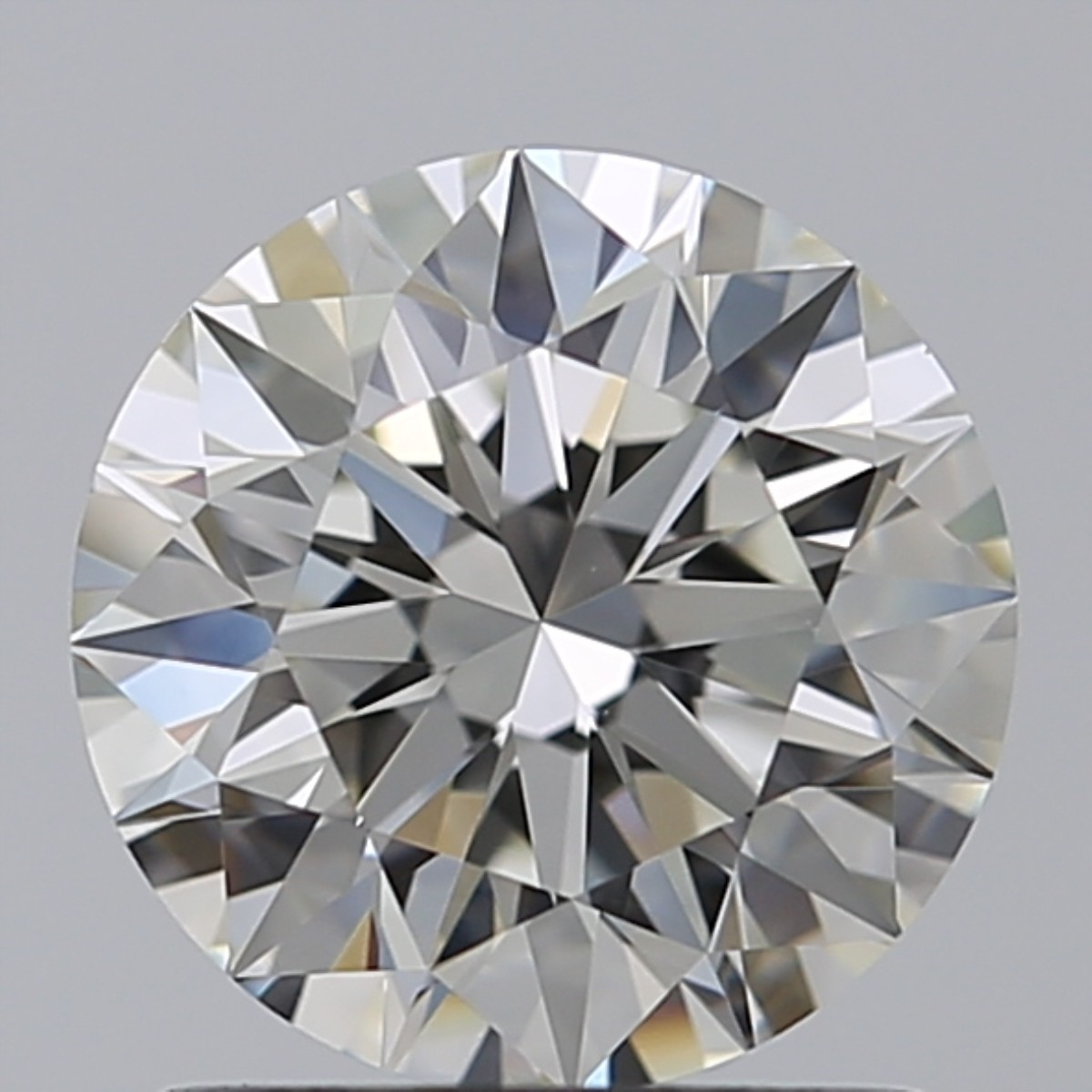 1.23 Carat Round Brilliant Diamond (I/VS1)