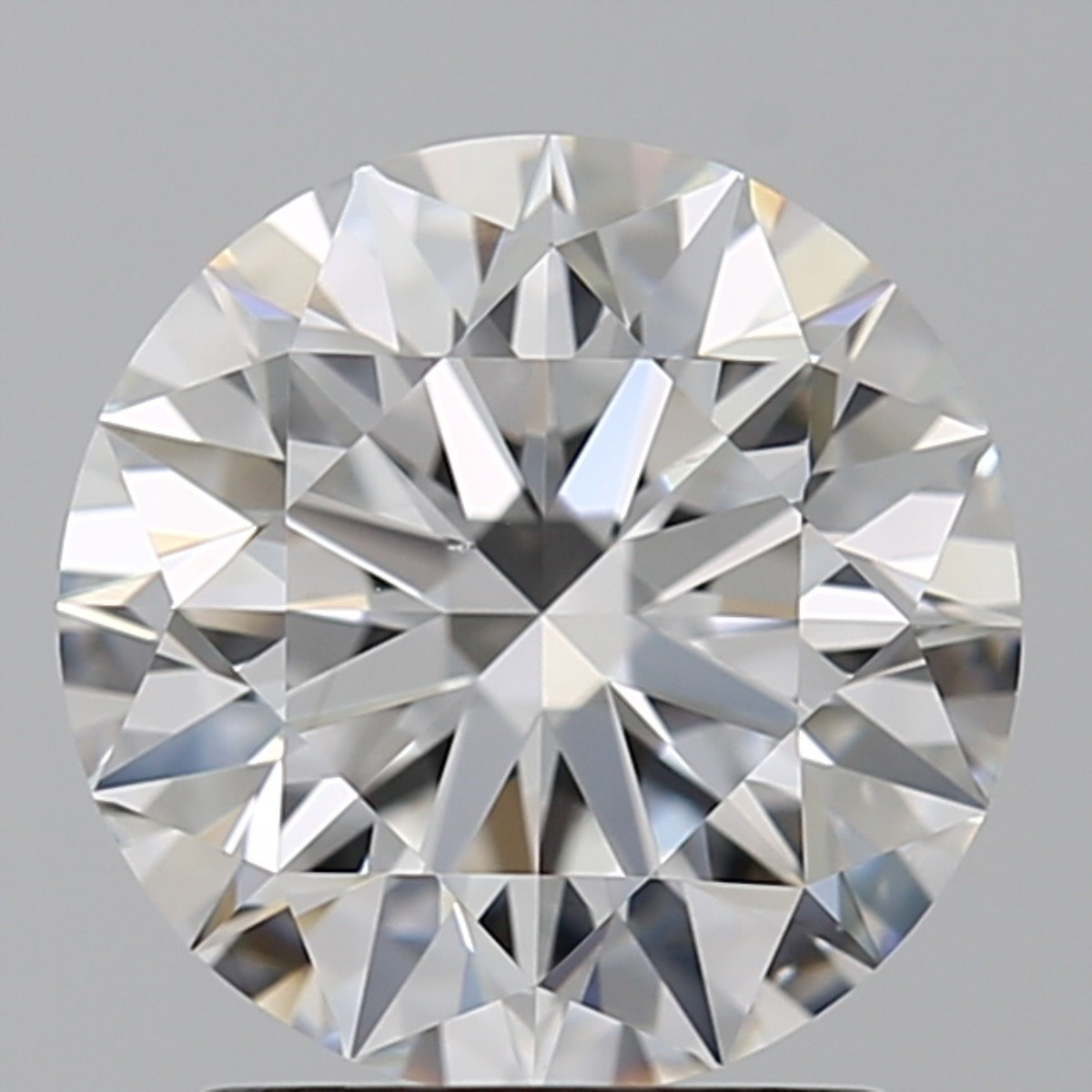 1.75 Carat Round Brilliant Diamond (D/VS2)