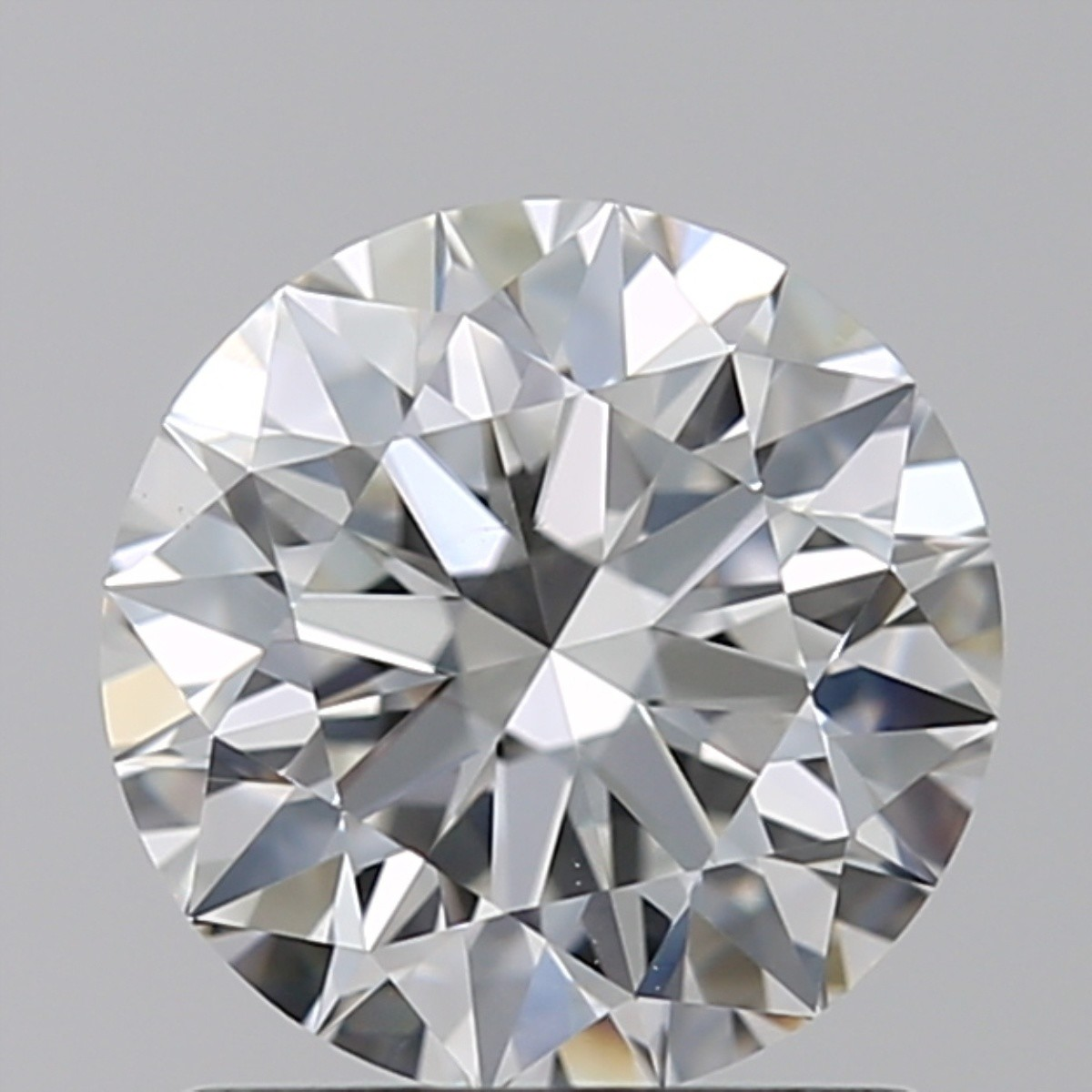 1.06 Carat Round Brilliant Diamond (F/VS2)