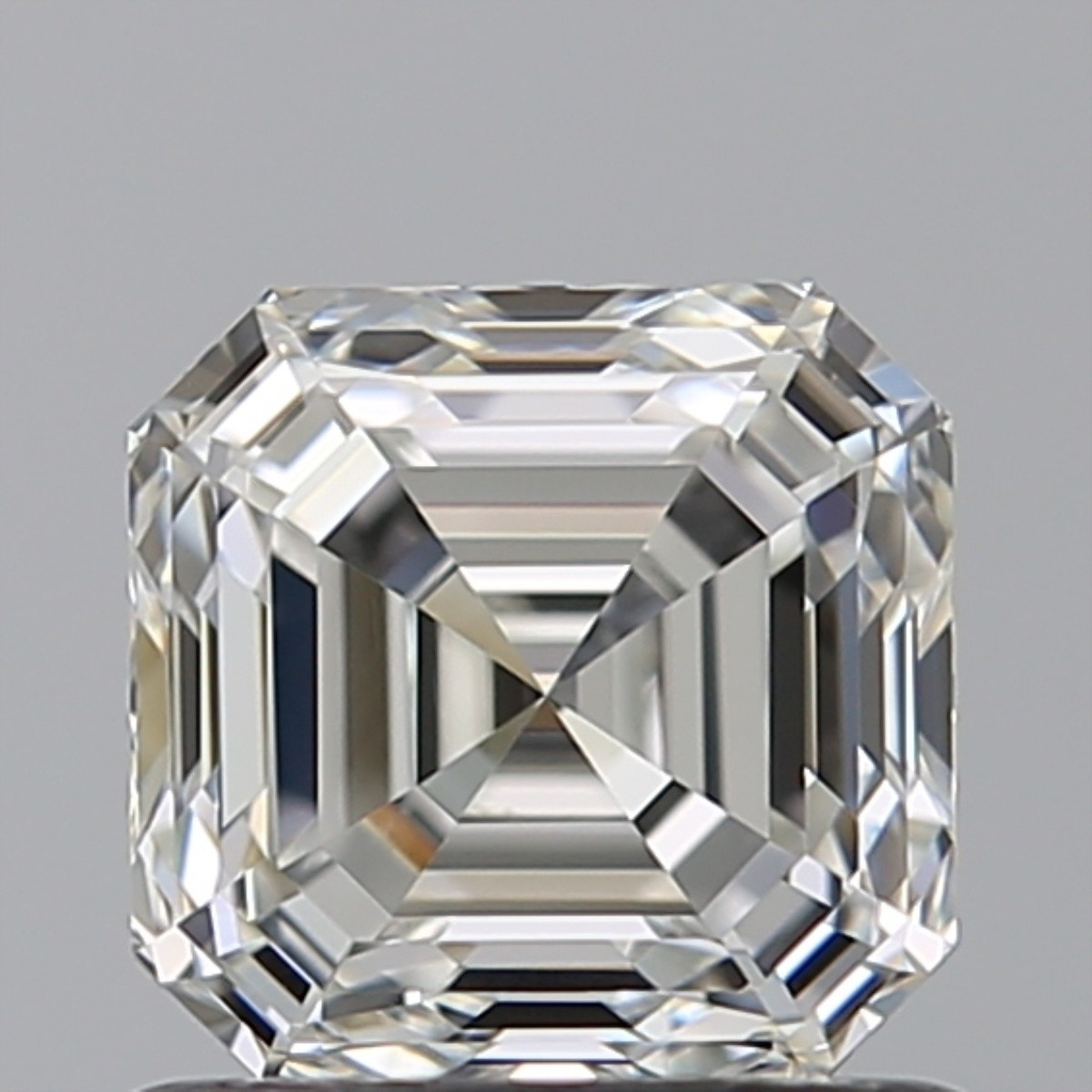 1.01 Carat Asscher Diamond (H/VS1)