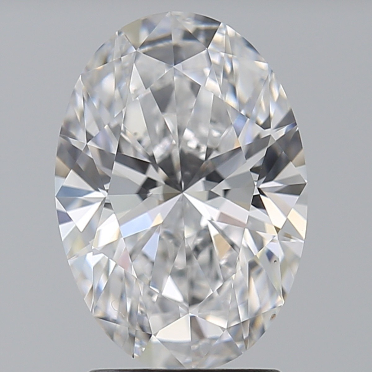 2.10 Carat Oval Diamond (D/VS1)