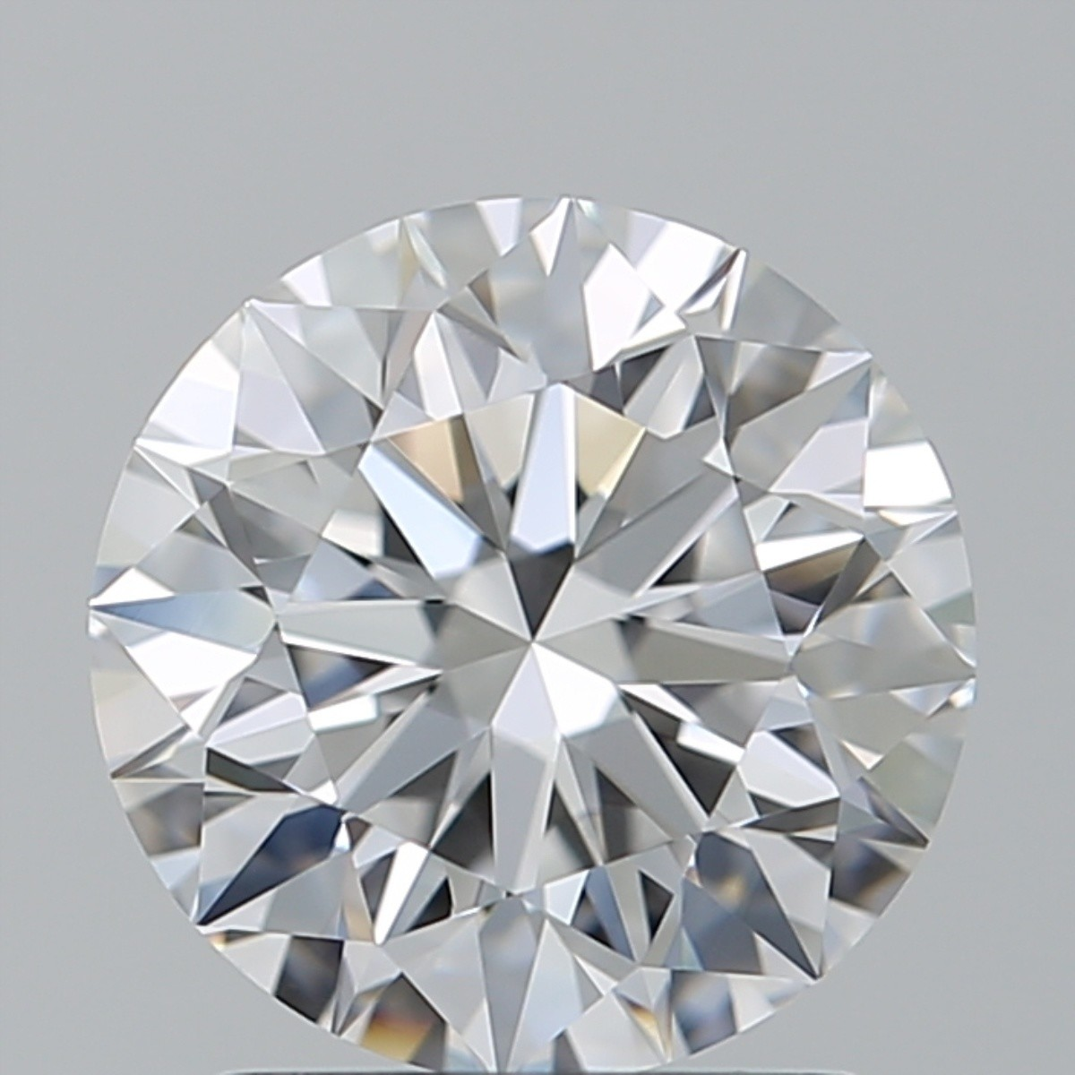 1.60 Carat Round Brilliant Diamond (D/FL)