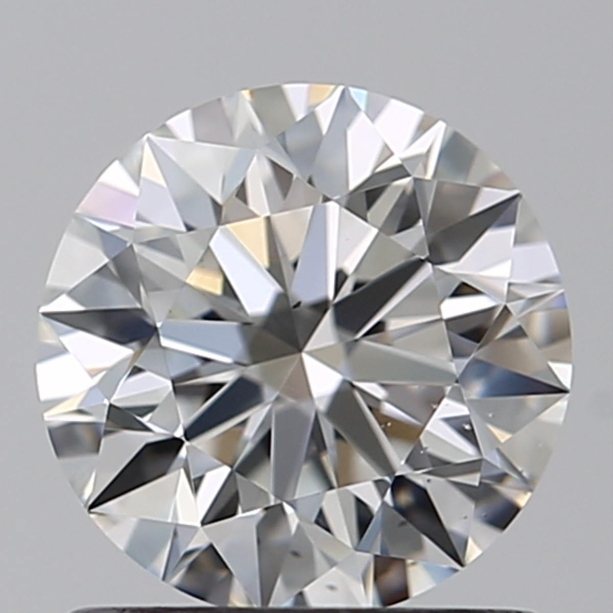 1.02 Carat Round Brilliant Diamond (F/VS2)