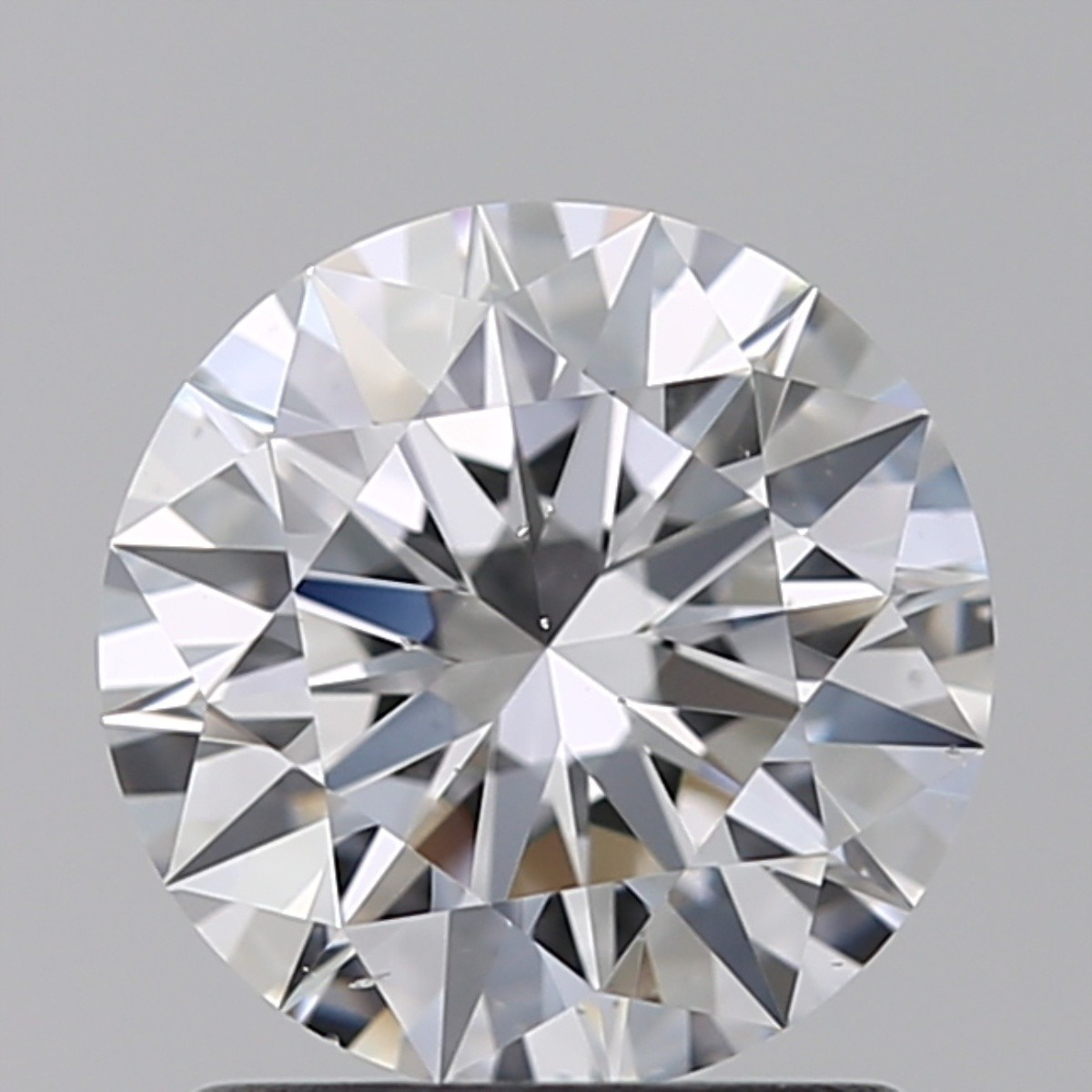 1.20 Carat Round Brilliant Diamond (D/SI1)
