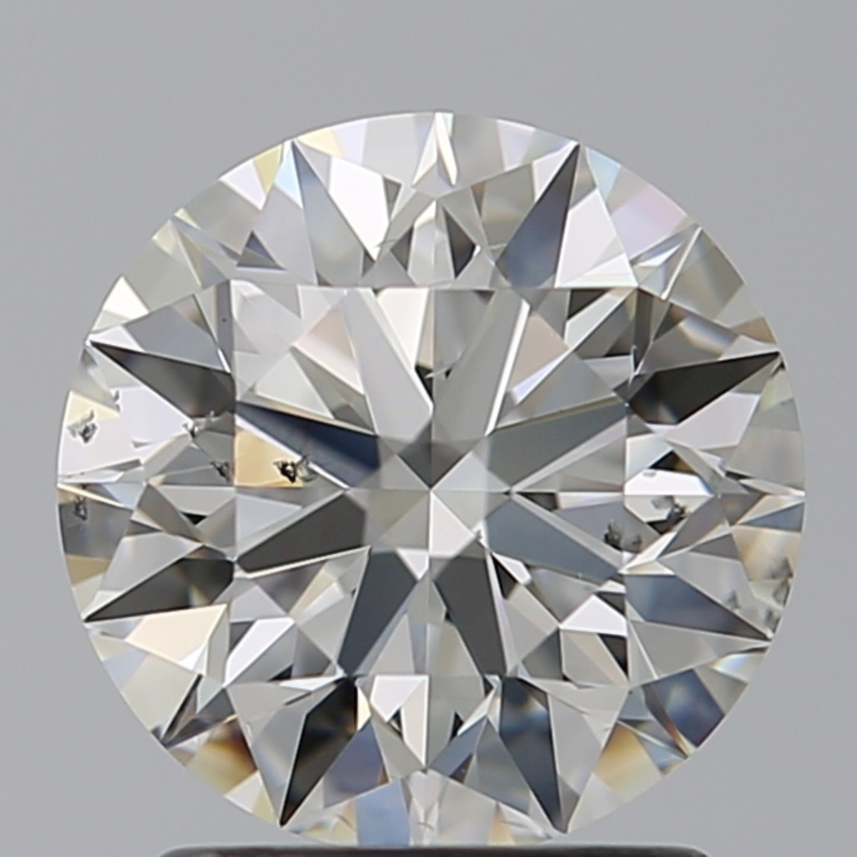 1.70 Carat Round Brilliant Diamond (H/SI1)