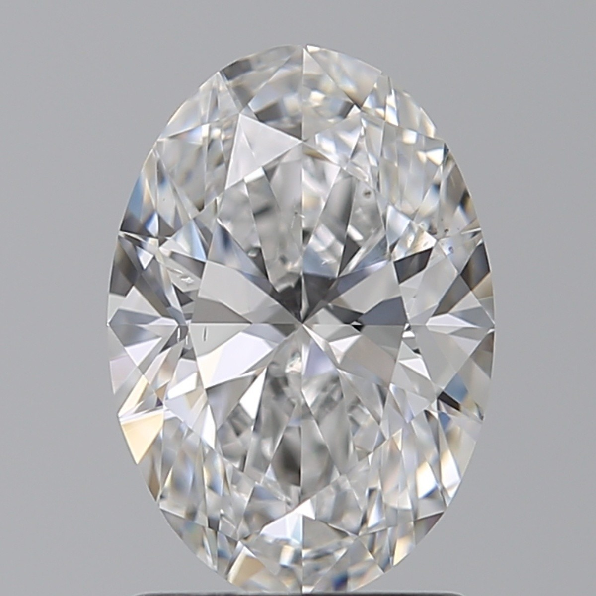 1.50 Carat Oval Diamond (D/VS2)
