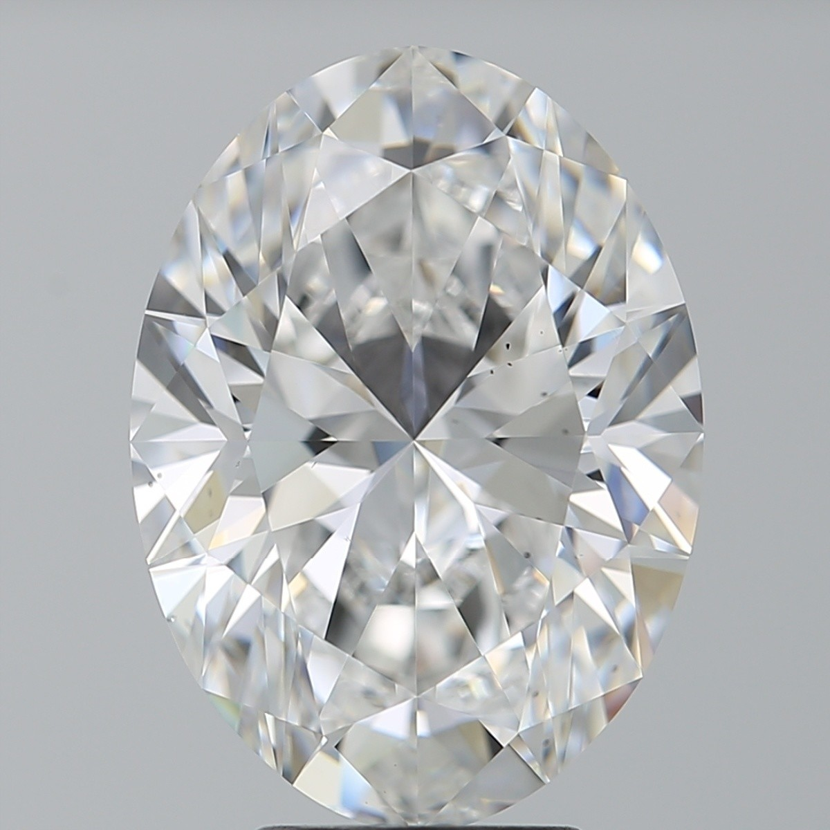 5.03 Carat Oval Diamond (E/VS2)