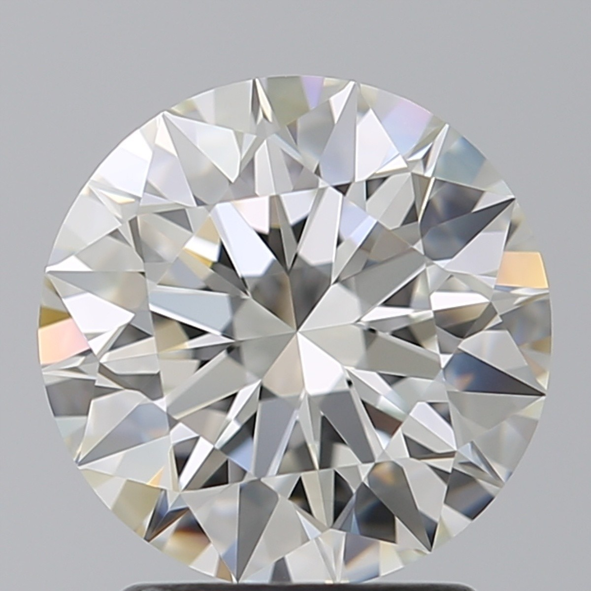 2.08 Carat Round Brilliant Diamond (H/VVS2)
