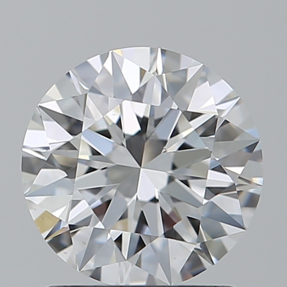 1.25 Carat Round Brilliant Diamond (D/VS1)