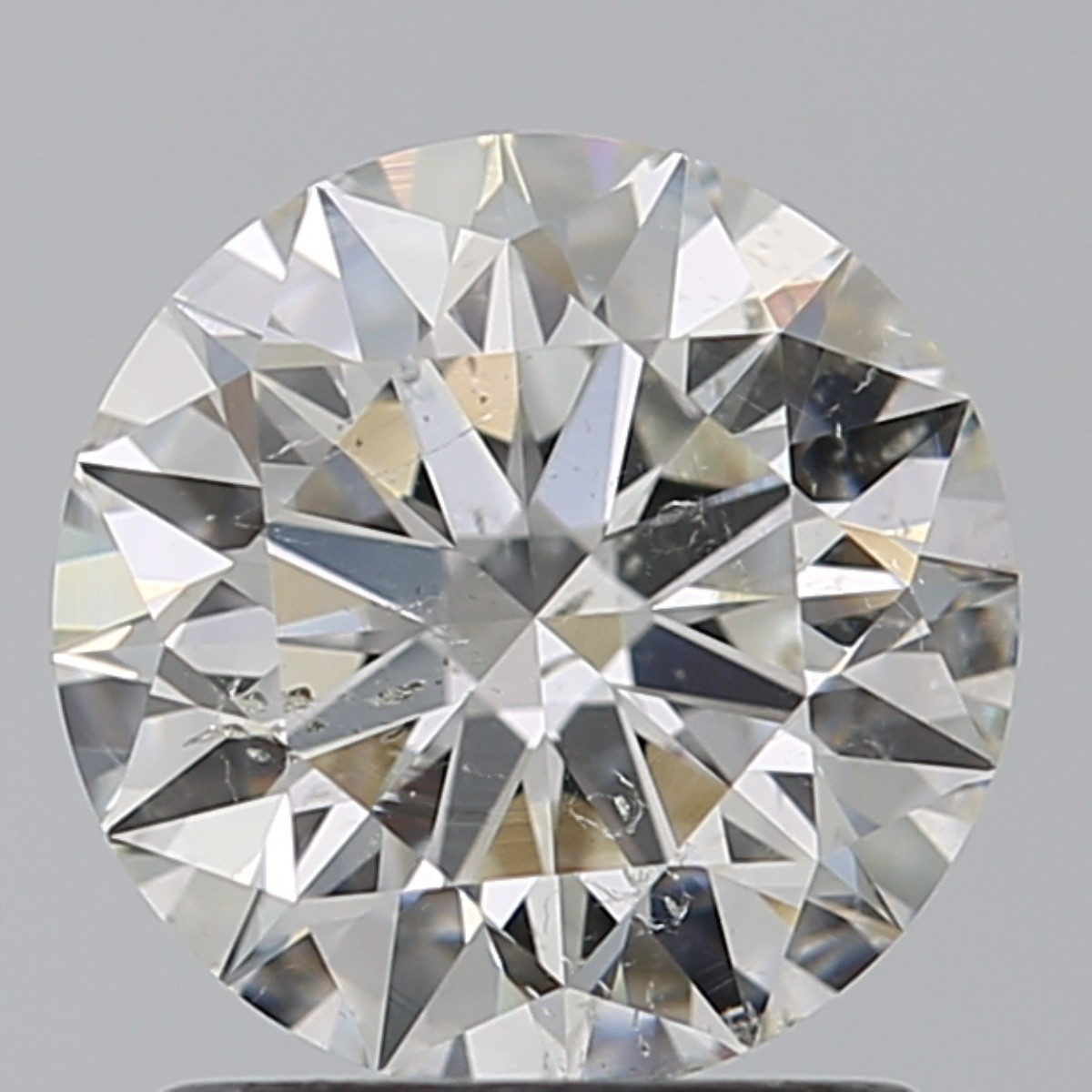 1.38 Carat Round Brilliant Diamond (H/SI2)