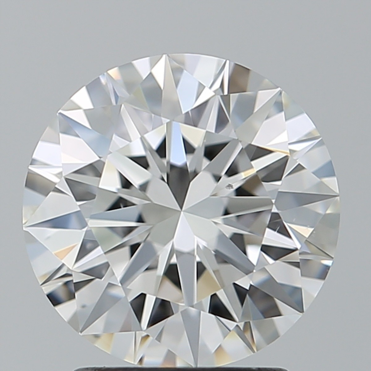 2.06 Carat Round Brilliant Diamond (F/VS2)