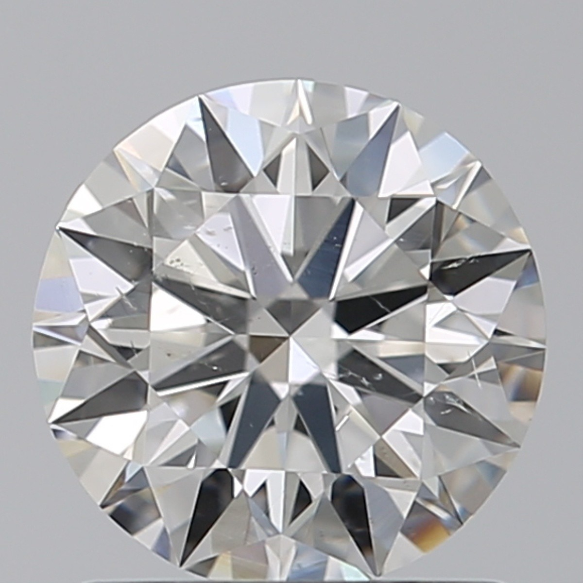 1.02 Carat Round Brilliant Diamond (G/SI1)
