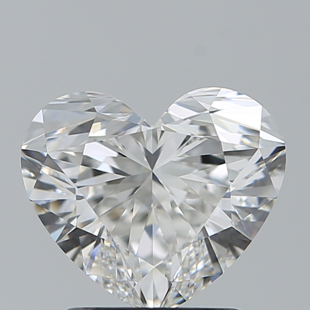 1.70 Carat Heart Diamond (F/IF)