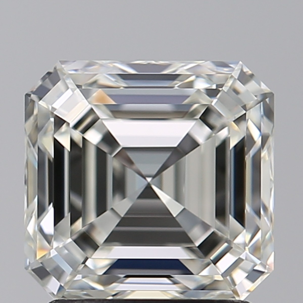 2.02 Carat Asscher Diamond (I/IF)
