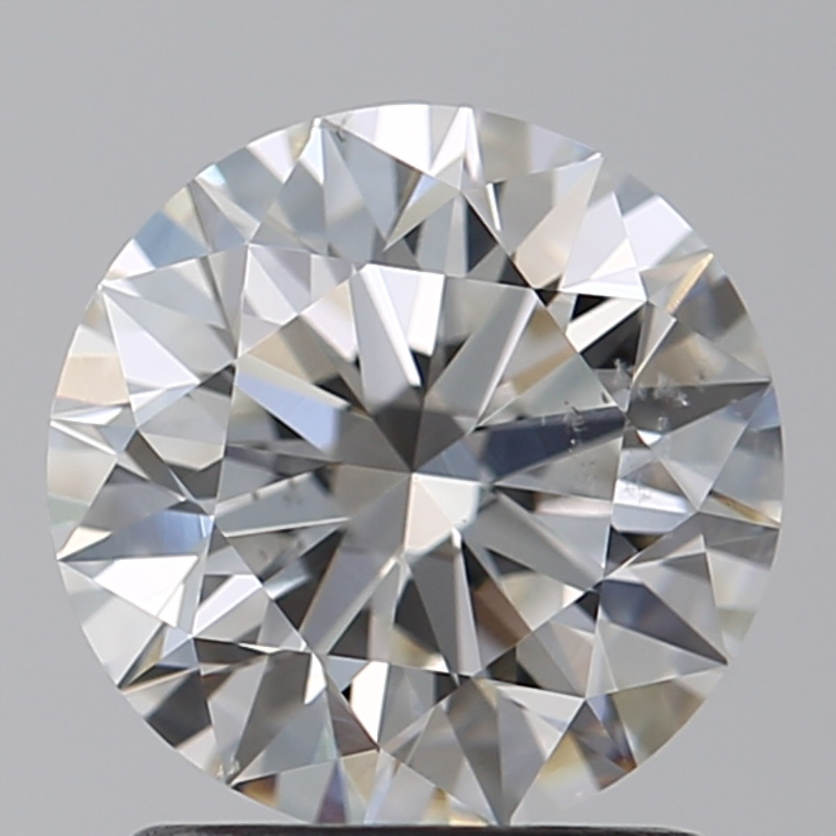 1.55 Carat Round Brilliant Diamond (F/SI1)