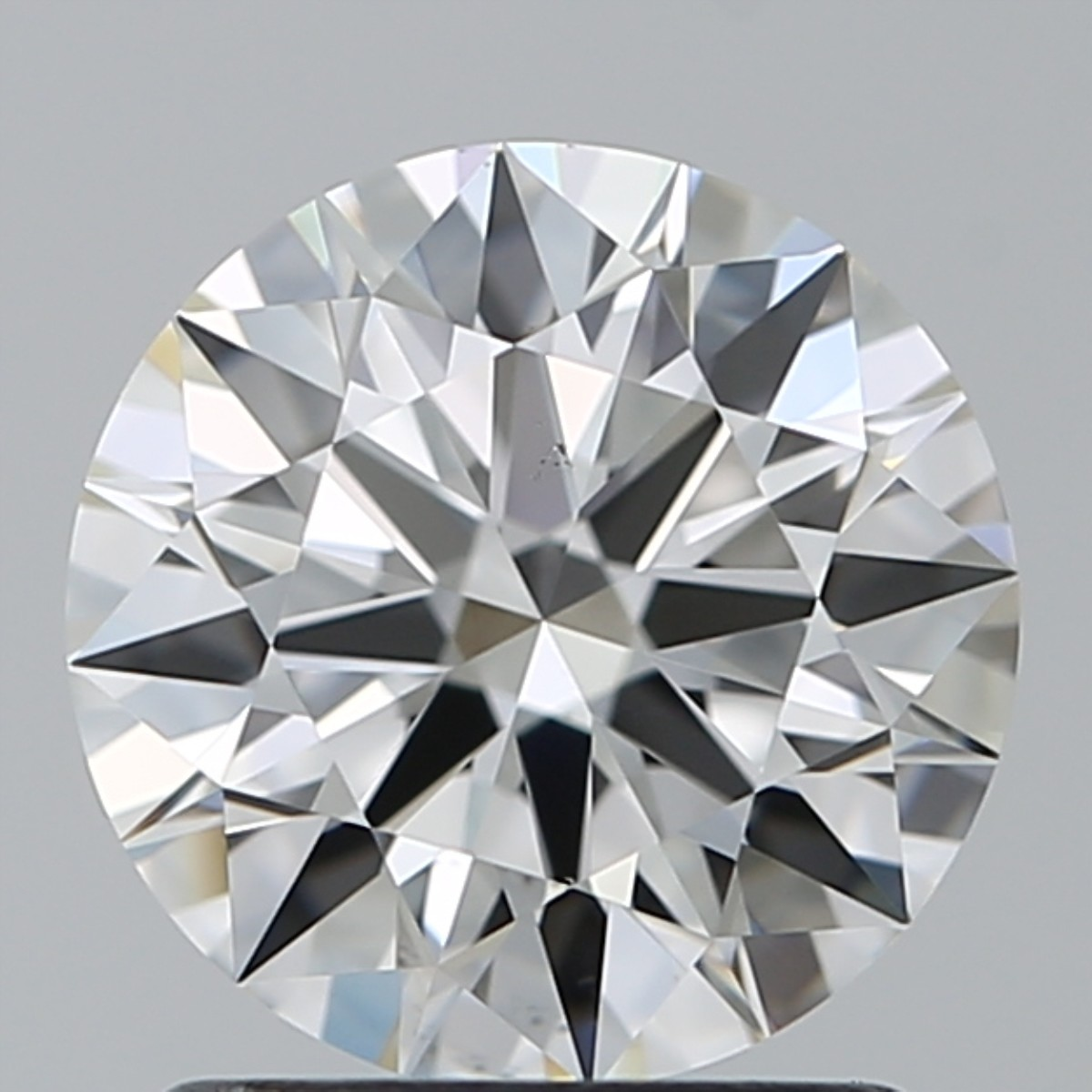 1.36 Carat Round Brilliant Diamond (F/VS2)