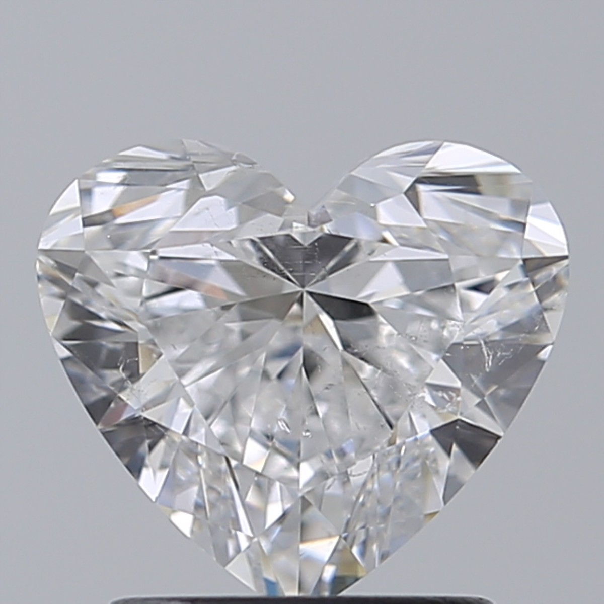 1.32 Carat Heart Diamond (D/SI2)