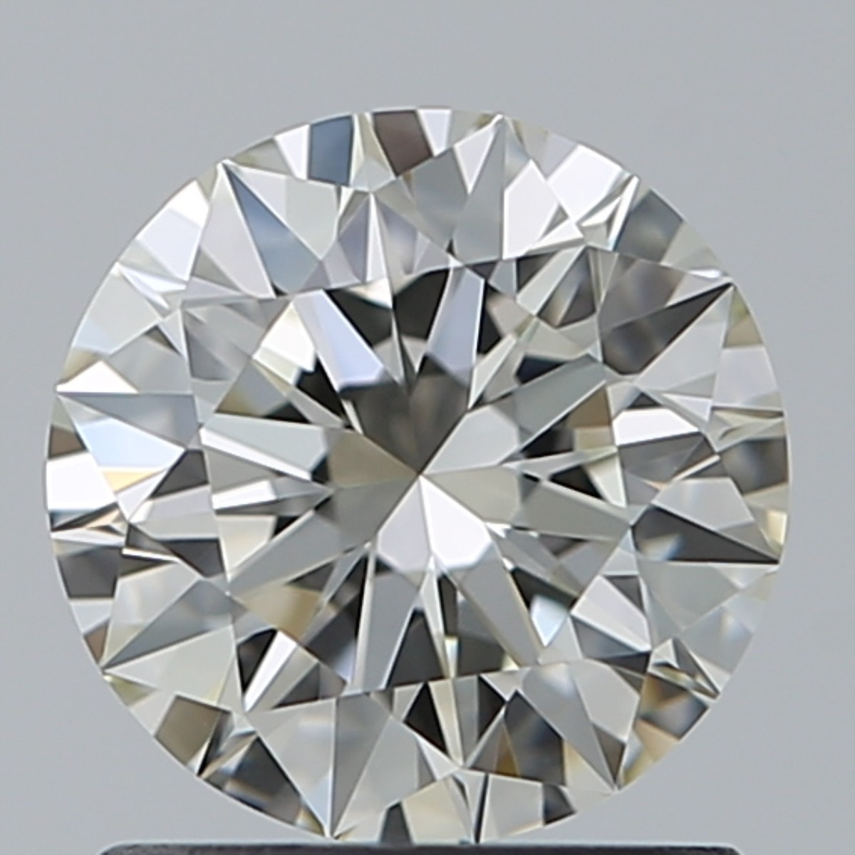 1.01 Carat Round Brilliant Diamond (J/VVS1)