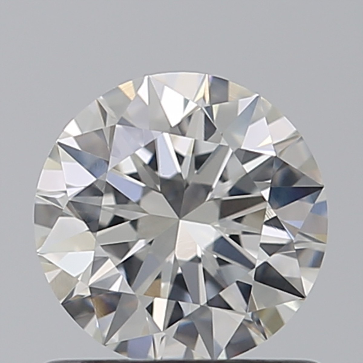 0.76 Carat Round Brilliant Diamond (G/VS2)