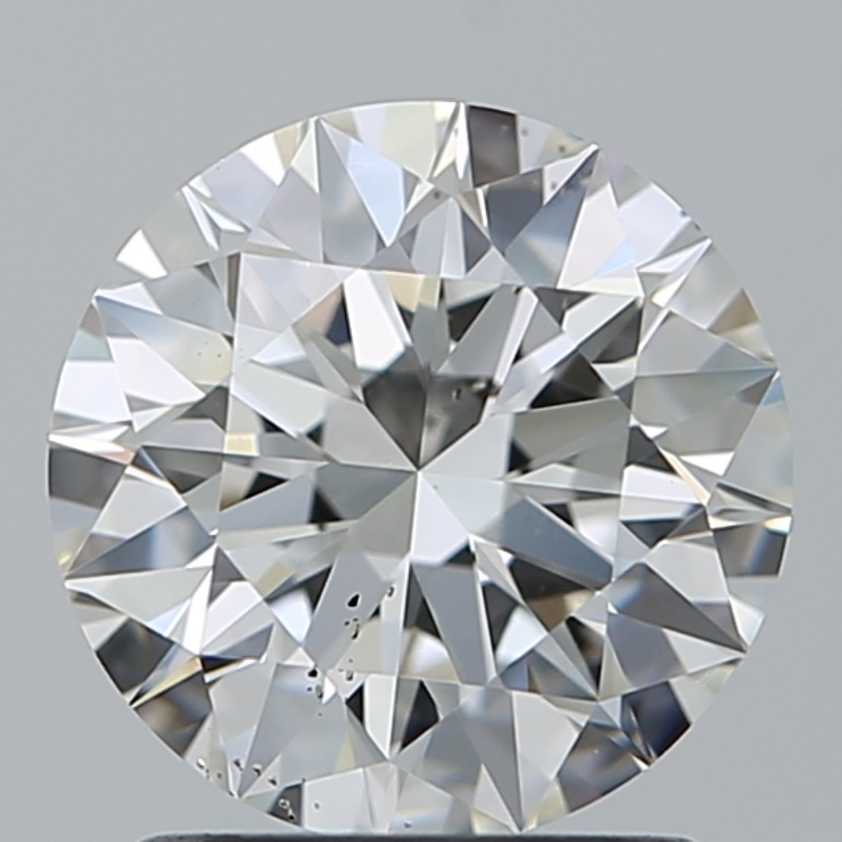 1.50 Carat Round Brilliant Diamond (G/SI1)