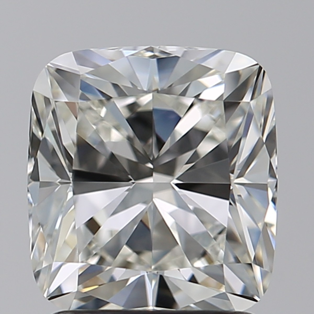 1.71 Carat Cushion Diamond (H/VVS1)