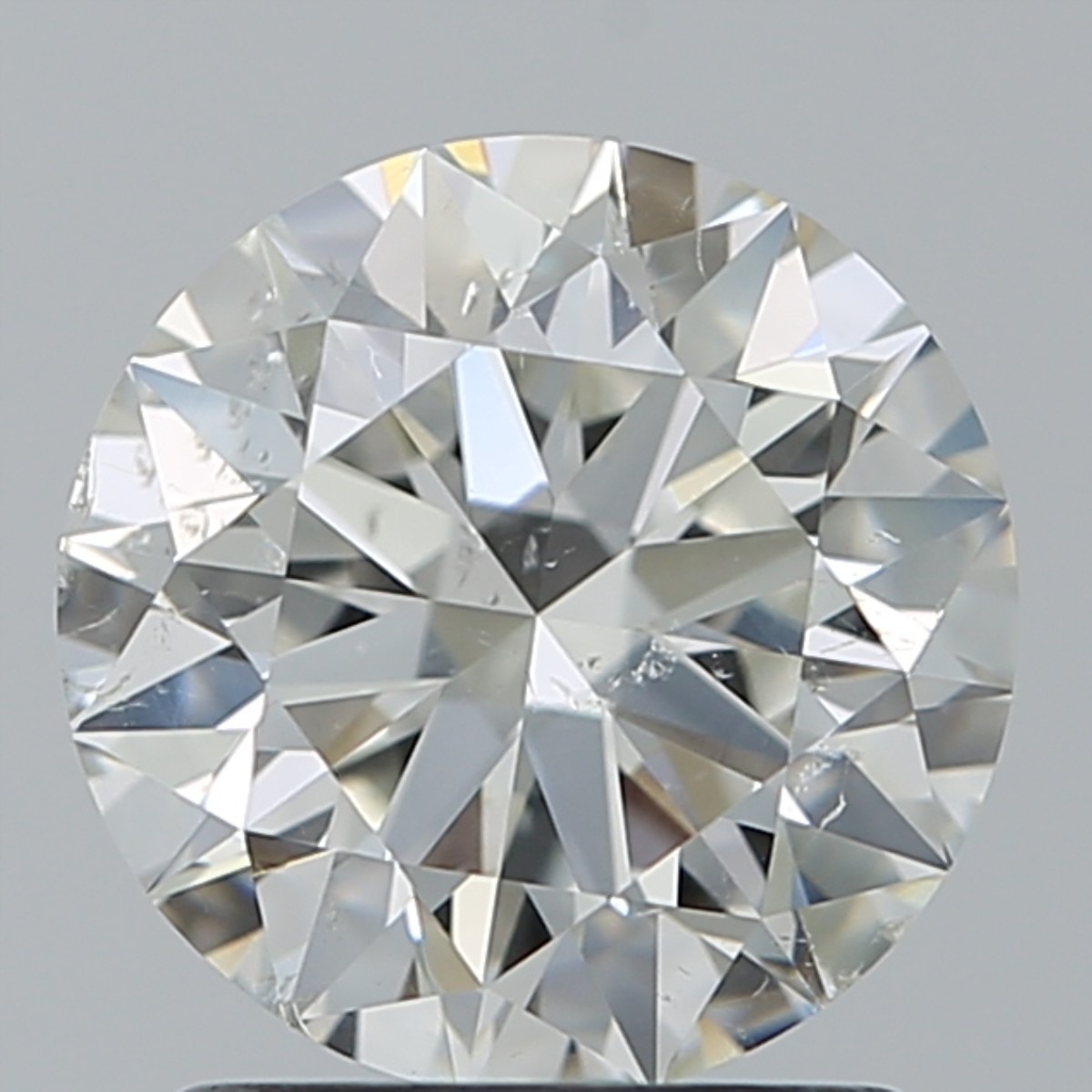 1.50 Carat Round Brilliant Diamond (H/SI2)